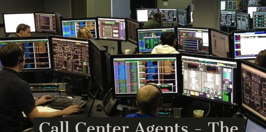 Monitoring Call Center Agents