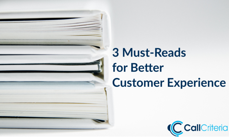 3 Must-Reads for Better Customer Experience