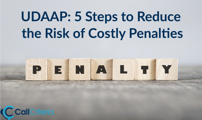 5 Steps to Reduce the Risk of Costly Penalties