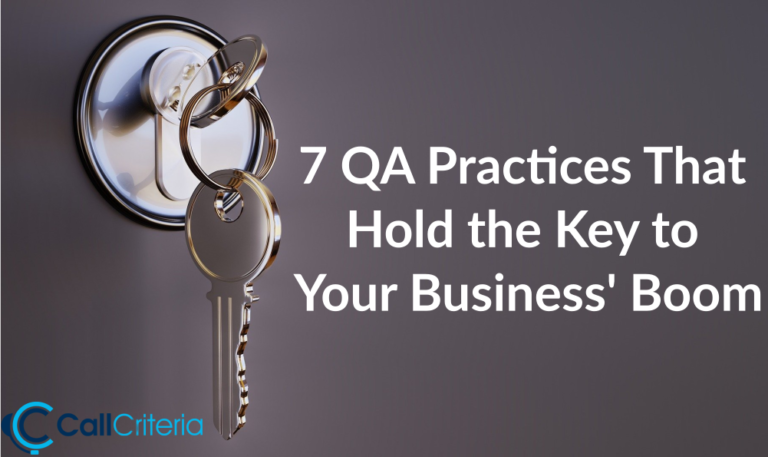 7 QA Practices That Hold the Key to Your Business' Boom