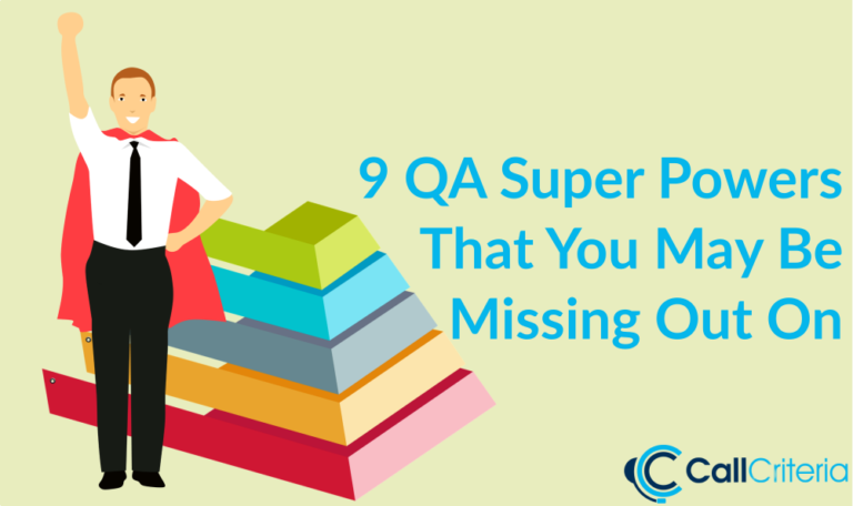 9 QA Super Powers That Your May Be Missing Out On