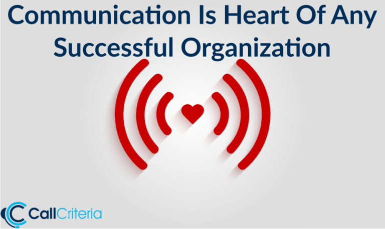 Communication is Heart Of Any Successful Organization