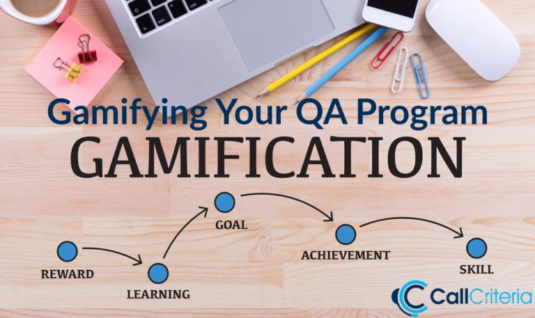 Gamifying Your QA Program