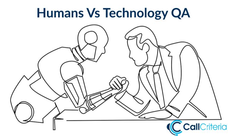 Humans Vs Technology QA