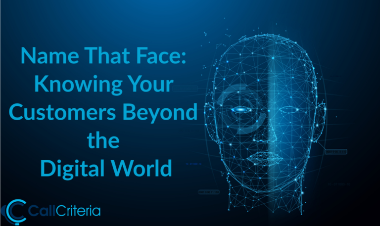 Name that Face: Knowing Your Customers Beyond the Digital World