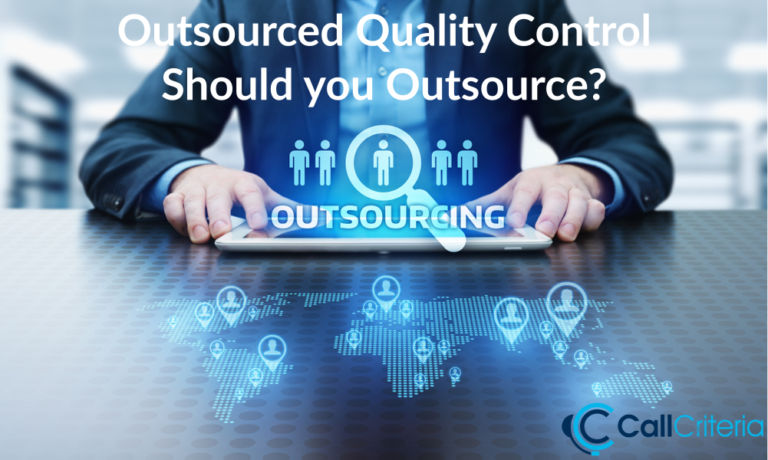 Outsourced Quality Control Should you Outsource?