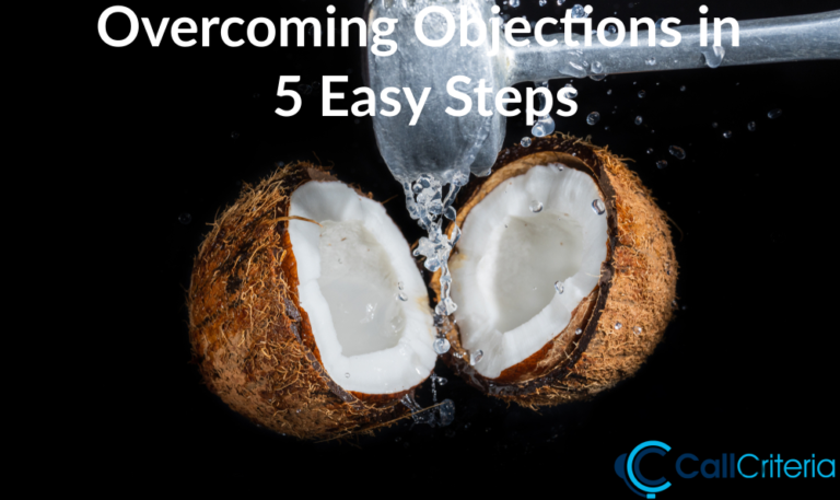 Overcoming Objections in 5 Easy Steps