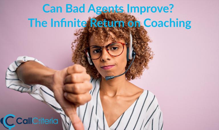 The Infinite Return on Coaching