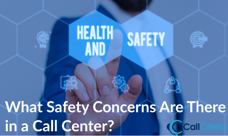 What Safety Concerns Are There in a Call Center