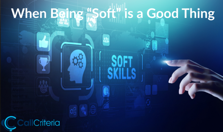 """When Being """"Soft"""" is a Good Thing"""