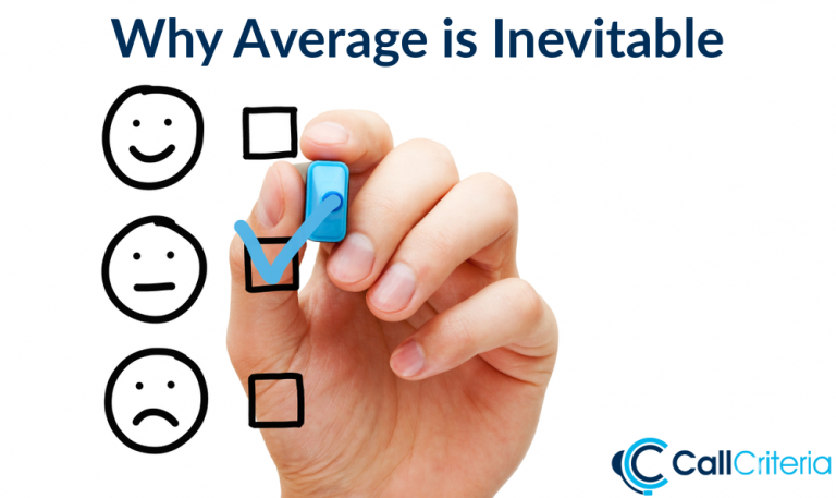 Why Average is Inevitable for your Agents